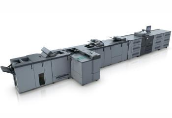 Develop ineo 3136 druk produkcyjny